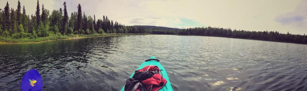 Wasilla Physical Therapy - Get Active - Kayak Panorama