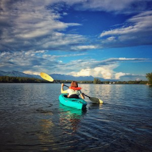 Wasilla Physical Therapy - Kayak Alaska - Get Active - Nate & Alicia
