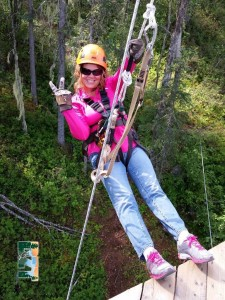 Jean Zip Line Wasilla Physical Therapy